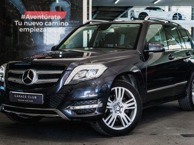 usado Mercedes GLK220 CDI 4M Blue Efficiency
