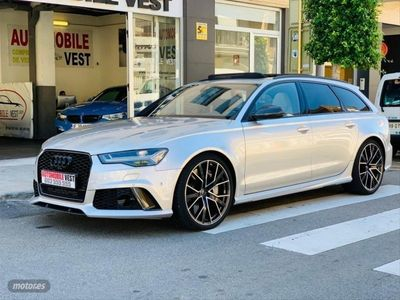 usado Audi RS6 Avant 4.0 TFSI 560CV quattro tiptronic