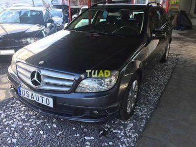 usado Mercedes 200 Clase C EstateCDI