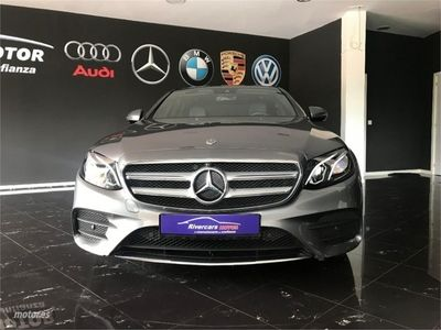 gebraucht Mercedes E220 Clase E