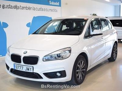 used BMW 218 d