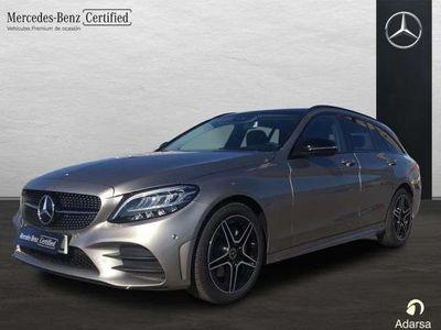 usado Mercedes C220 d Estate 9G-Tronic