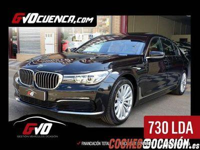 usado BMW 730L Serie 7 DA 265 CV