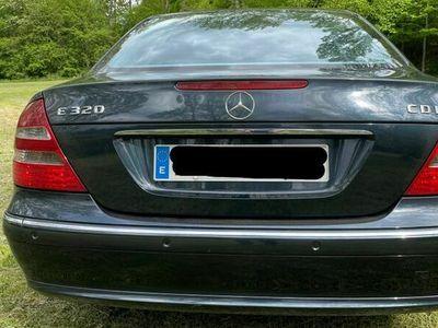 usado Mercedes 320 Clase E FamiliarCDI Aut.