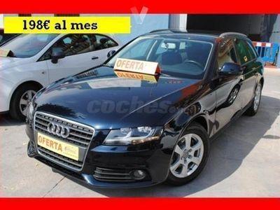 usado Audi A4 Avant 2.0 Tdi 143cv Dpf 5p. -10