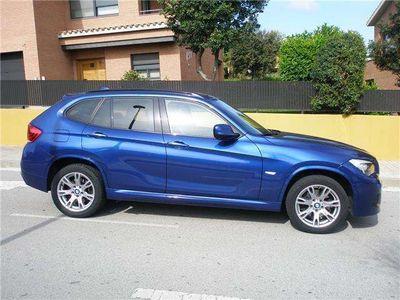 brugt BMW X1 sDrive 18d