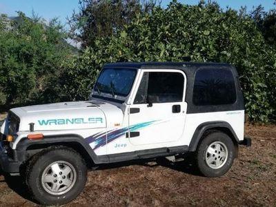 usado Jeep Wrangler 4