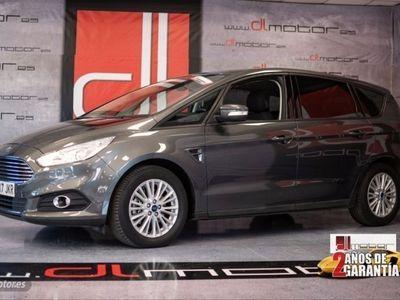 usado Ford S-MAX 2.0TDCi Trend 120