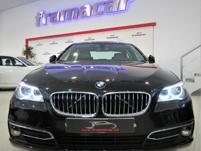 usado BMW 520 DA 190CV LUXURY, TECHO, NAV, IMPOLUTO!!!