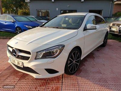usado Mercedes CLA200 Shooting Brake Clase CLA d
