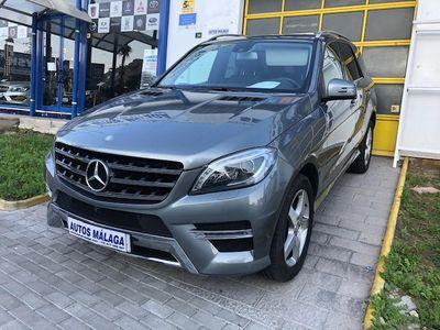gebraucht Mercedes ML350 BlueTec 4M 7G Plus