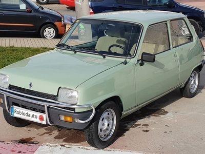 used Renault R5 TL