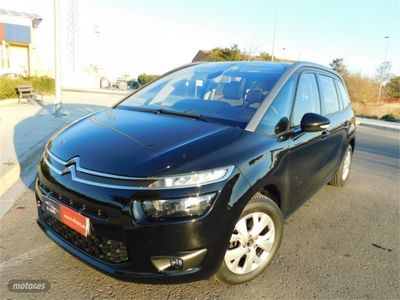 brugt Citroën Grand C4 Picasso 1.6 HDi 110cv Exclusive
