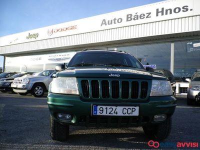 used Jeep Grand Cherokee td limited diesel