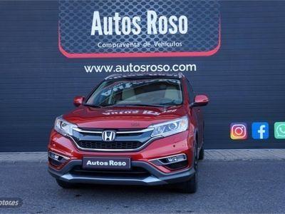 gebraucht Honda CR-V 1.6 iDTEC 160 4x4 Executive Sensing
