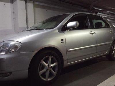 used Toyota Corolla 1.6 VVT-i Sol