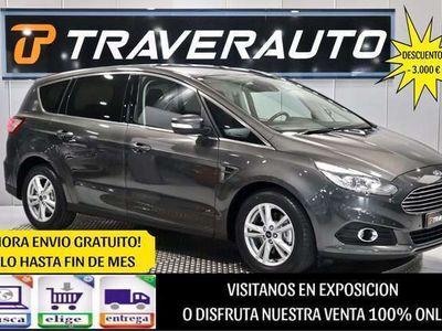usado Ford S-MAX 2.0TDCi Titanium Powershift 150