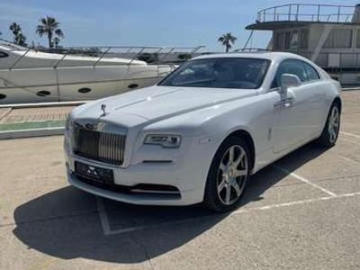 usado Rolls Royce Wraith