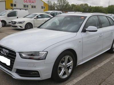 usado Audi A4 Avant 2.0TDI CD S line ed. Mult. 190 S line edit