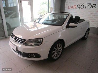 begagnad VW Eos 1.4 TSI 122cv Excellence