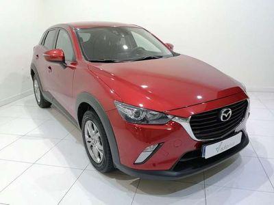 usado Mazda CX-3 2.0 SKYACTIV GE 88KW LUX WHITE 2WD AT 120 5P