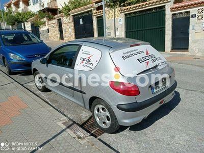 usado Peugeot 206 1.1 X-line 60 cv en Malaga