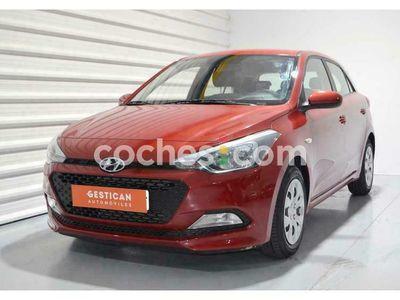 usado Hyundai i20 I201.2 Klass 85 cv en Palmas, Las
