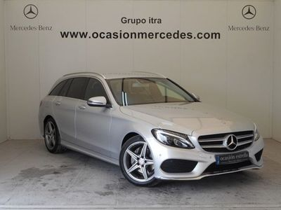 usado Mercedes 220 Clase C CLASED SPORTIVE AMG ESTATE