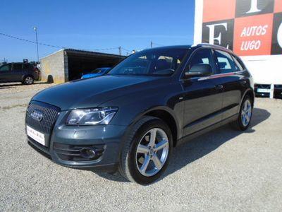 used Audi Q5 2.0 TFSI quattro S-Tronic 211