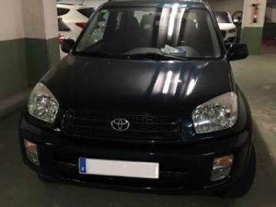 brugt Toyota RAV4 2.0 Sol