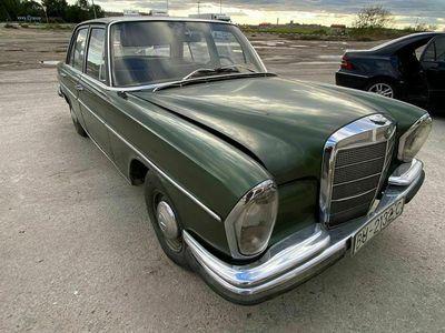 usado Mercedes 250 S 1969