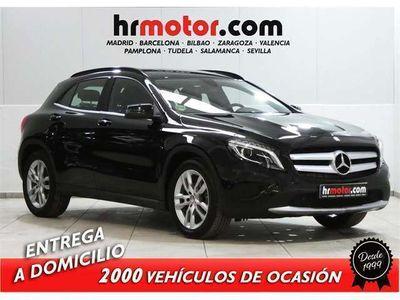 usado Mercedes GLA220 ClaseStyle 7G-DCT