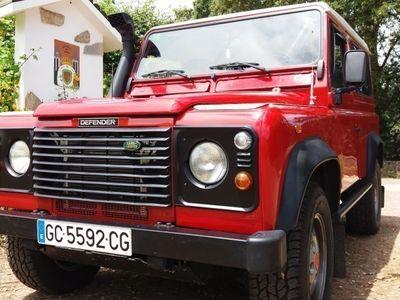 usado Land Rover Defender 90 Td5 2.5