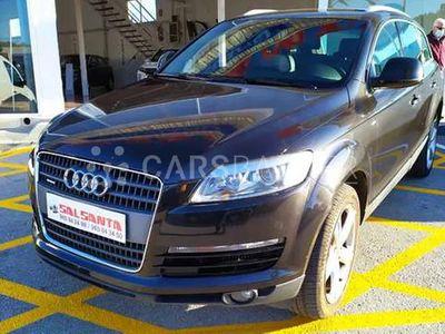 usado Audi Q7 3.0TDI quattro Tiptronic