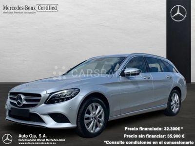 usado Mercedes C220 Clased 4Matic Estate Estate Avantgarde (EURO 6d)