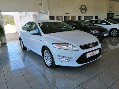 used Ford Mondeo 1.6TDCi Auto-S&S Limited Edition