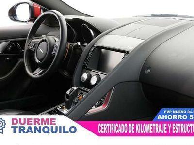 usado Jaguar F-Type Coupé 3.0 V6 S 380cv Auto S/S 3p #NAVI