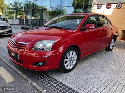 used Toyota Avensis 2.0 D4D SOL