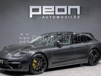 usado Porsche Panamera Turbo Sport Turismo