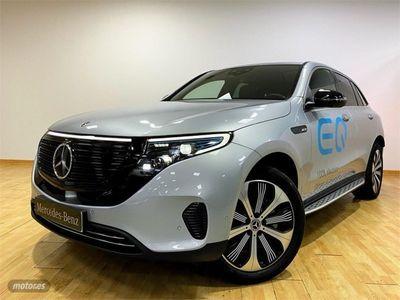 usado Mercedes EQC 400 4MATIC