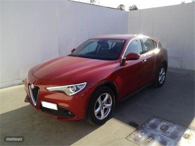 usado Alfa Romeo Stelvio 2.2 Diesel 132kW 180CV Super RWD