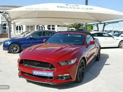 usado Ford Mustang GT Mustang 5.0 TiVCT V8 307kW A.Conv.