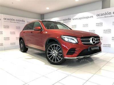 używany Mercedes GLC250 d 4Matic Aut.