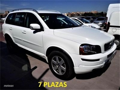 used Volvo XC90 D5 Kinetic 7pl. AWD Aut. 200