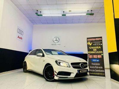 usado Mercedes A45 AMG Edition 1 4Matic 7G-DCT
