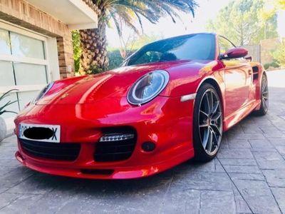 usado Porsche 911 Turbo*Nacional*libro*560cv