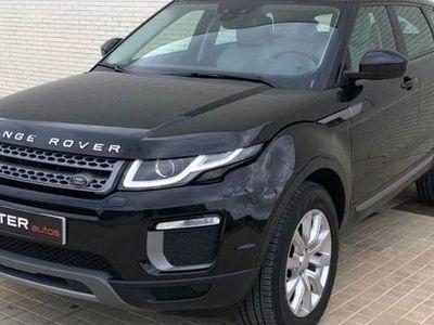 usado Land Rover Range Rover evoque 5p 2.0 Td4 110 kW (150 CV) 4x4 Auto SE