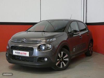 usado Citroën C3 PureTech 81KW 110CV SS SHINE