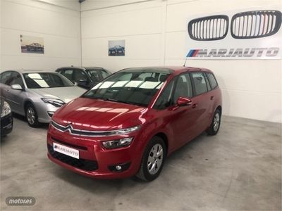 brugt Citroën Grand C4 Picasso BlueHDi 120cv EAT6 Shine