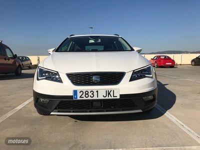 usado Seat Leon X-Perience ST 1.6 TDI 110cv 4Drive St&Sp